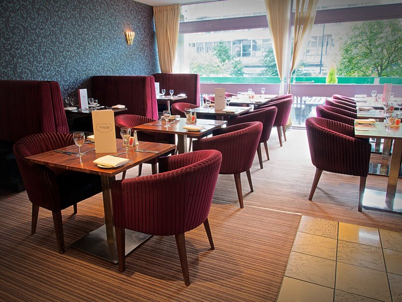 Holiday Inn Birmingham City Centre Gastronomia