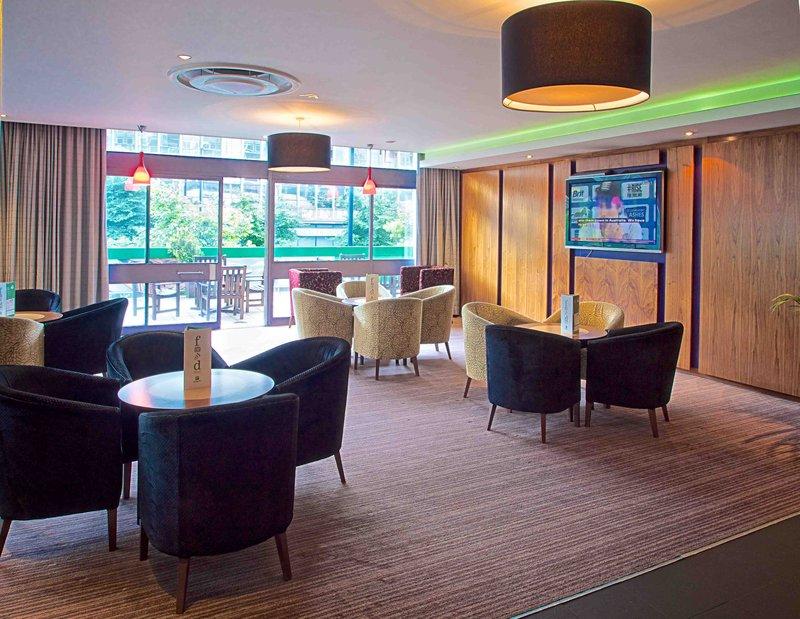 Holiday Inn Birmingham City Centre Bar/Lounge