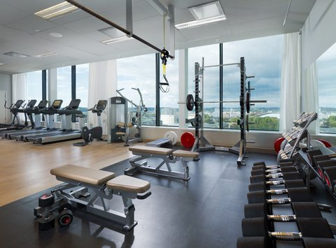 Gothia Towers - Gym at Upper House free for Gothia Towers guests