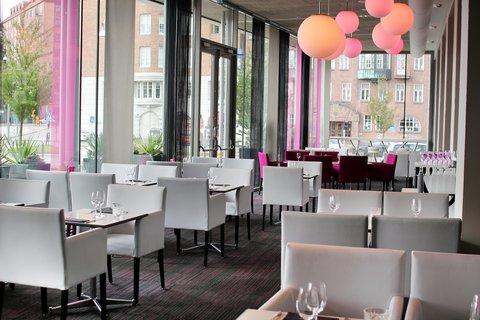 Gothia Towers - Incontro Bar at Gothia Towers Gothenburg