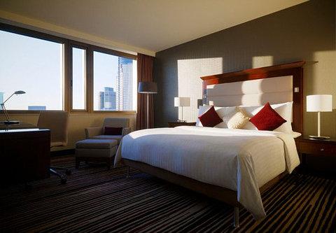 Frankfurt Marriott Hotel - King Guest Room