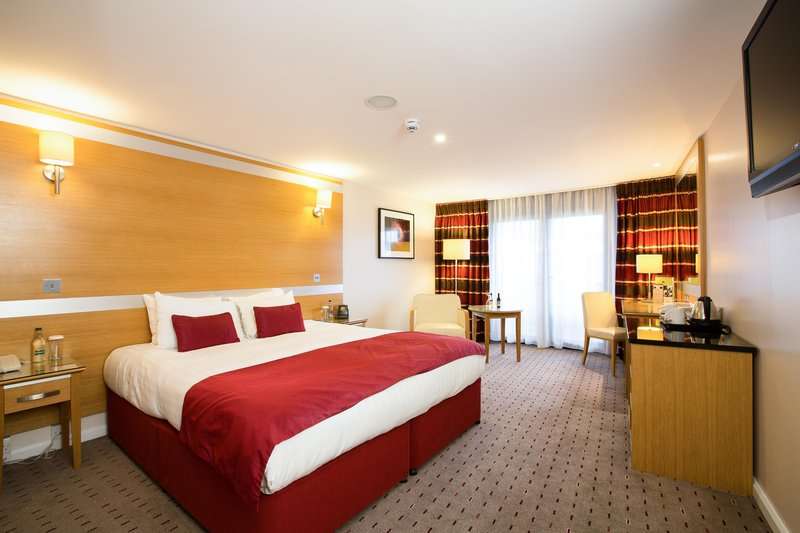 Doubletree by Hilton Milton Keynes Hotel View of room