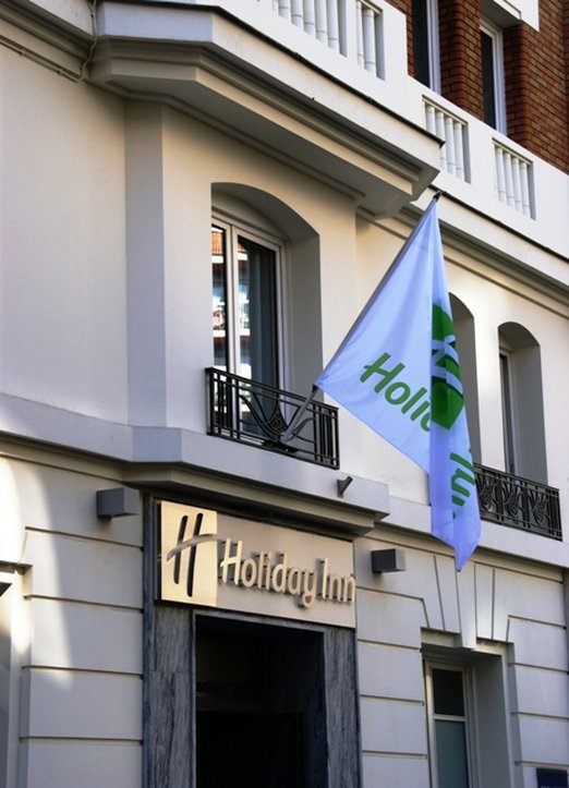 Holiday Inn Garden Court Paris-Auteuil Widok z zewnątrz
