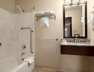 Days Inn & Suites Gunnison - ADA Bathroom