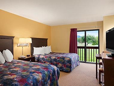 Days Inn Colchester Burlington View of room
