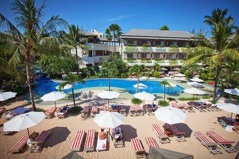 The Breezes Bali Resort & Spa - Beach Pool at The Breezes Bali Resort and Spa