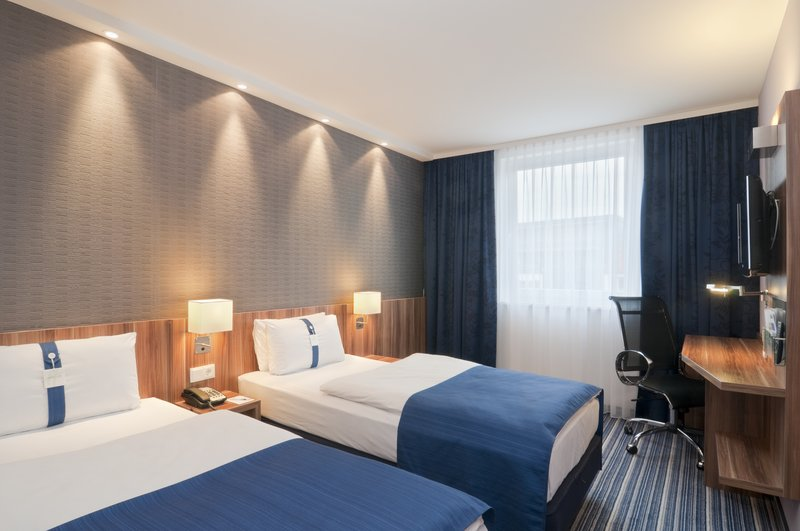 Holiday Inn Express Essen Zimmeransicht
