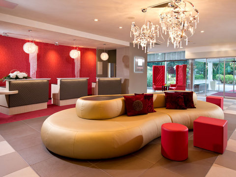 Leonardo Royal Hotel Köln - Am Stadtwald - Lobby