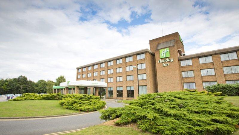 Holiday Inn Peterborough-West Vista esterna