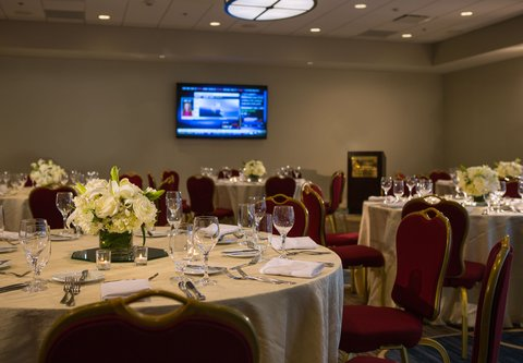 Baltimore Marriott Inner Harbor at Camden Yards - Promenade Corporate Setup