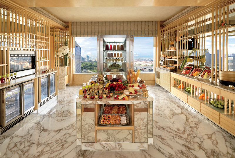 The Ritz-Carlton Millenia Singapore Ristorazione
