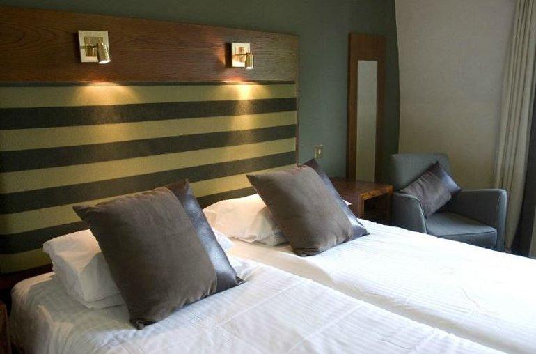 Gretna Hall Hotel Widok pokoju