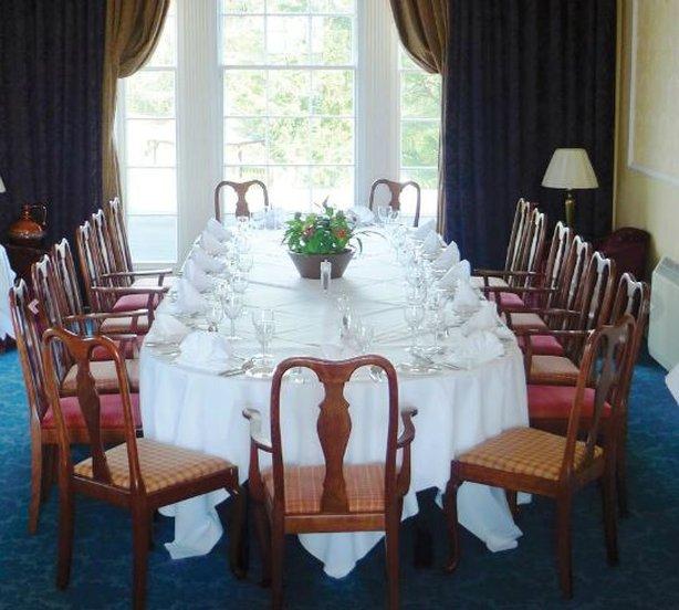 Gretna Hall Hotel Gastronomia