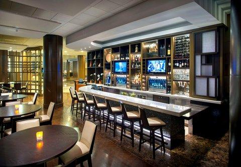 Teaneck Marriott at Glenpointe - Pancetta Bar