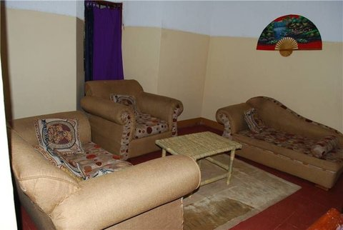 Gorilla African Guest House - Living Area