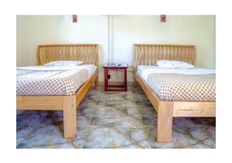 Gorilla African Guest House - Twin Room
