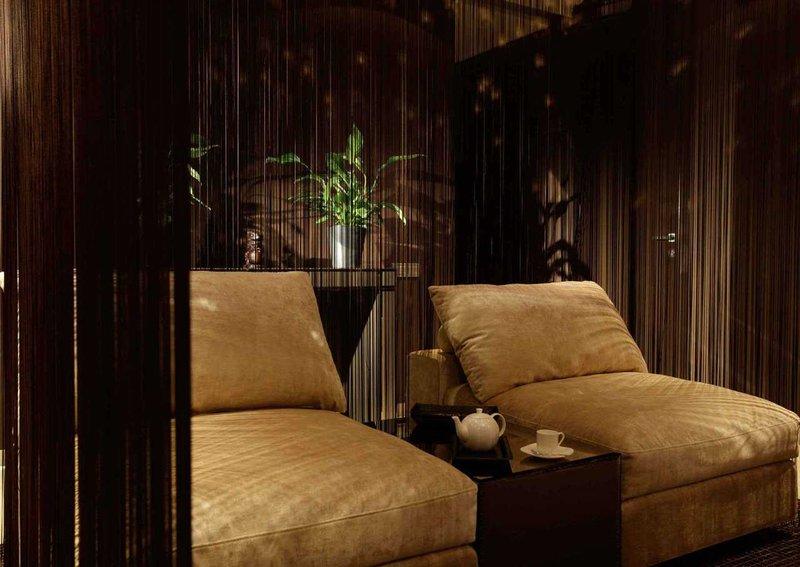 Hilton Moscow Leningradskaya Wellnessområde