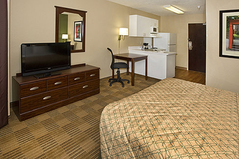 Extended Stay America - Miami - Brickell - Port of Miami Chambre