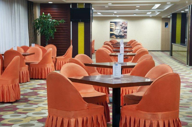 天津东丽智选假日酒店 餐饮设施