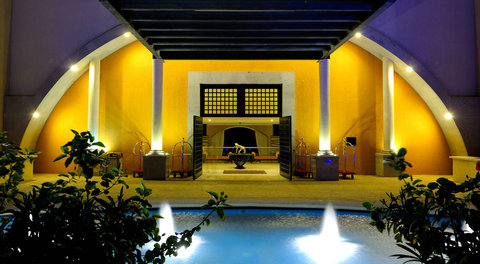 Casa Dorada Los Cabos Resort & Spa - Main entrance