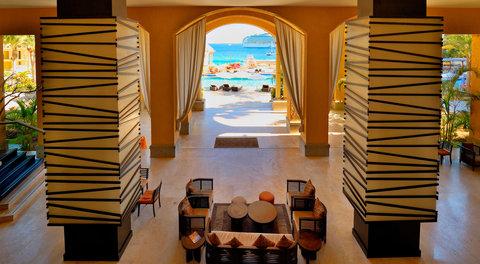 Casa Dorada Los Cabos Resort & Spa - Lobby