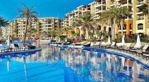Casa Dorada Los Cabos Resort & Spa - Main pool