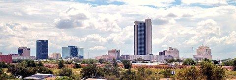 Best Western Santa Fe Inn Hotel - Amarillo Downtown Skyline