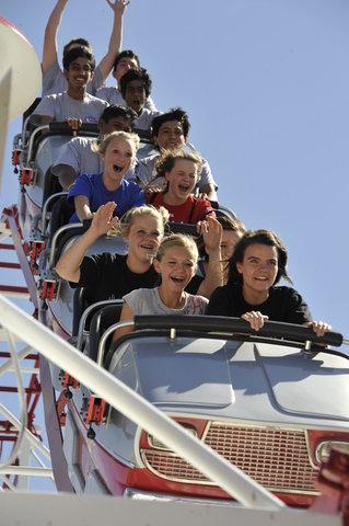 Best Western Santa Fe Inn Hotel - Wonderland Amusement Park