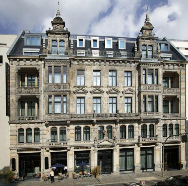 Angleterre Hotel, A Gold Inn