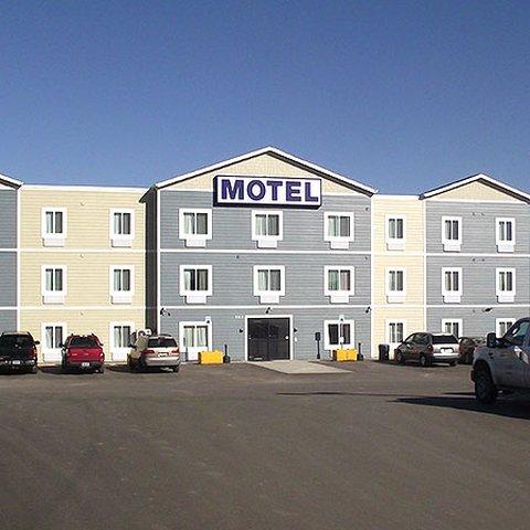 Mobile Motel Williston - Mobile Motel Williston Exterior