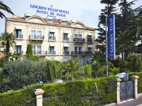 Golden Tulip Cannes Hotel De Paris - GTCannes Exterior