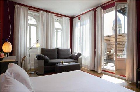 Exe De Las Letras - Superior Terrace Room