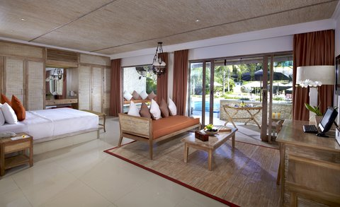 The Breezes Bali Resort & Spa - Junior Suite at The Breezes Bali Resort and Spa