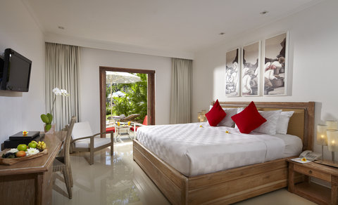 The Breezes Bali Resort & Spa - Deluxe King at The Breezes Bali Resort and Spa