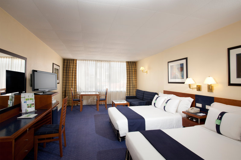Holiday Inn LISBON Billede af værelser