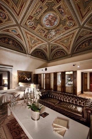 Il Salviatino Preferred Boutique - Affresco Suite