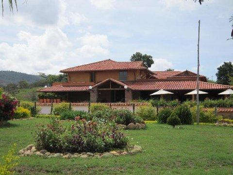 Hotel And Spa Terra Barichara - Exterior