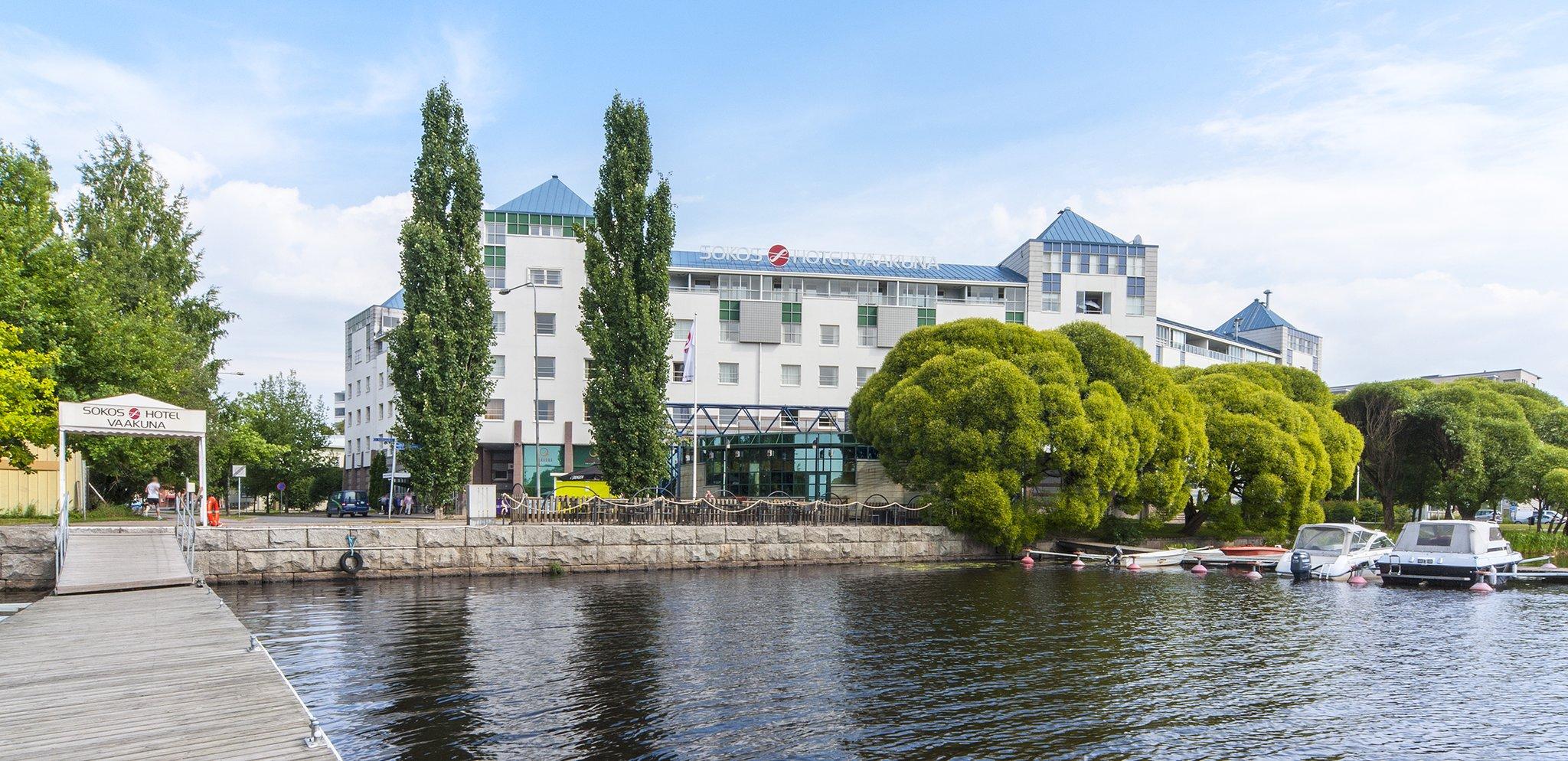 Original Sokos Hotel Vaakuna Hameenlinna