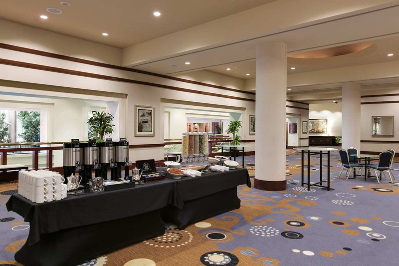 Hilton Boston Logan Airport Konferensrum