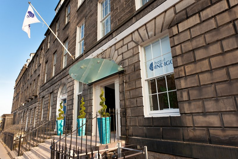 Hotel Indigo Edinburgh Pohled zvenku