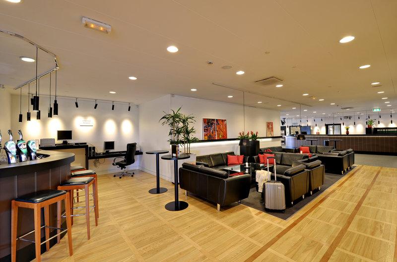 Scandic Aalborg Lobby