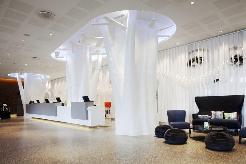 Hotel Scandic Copenhagen Lobby