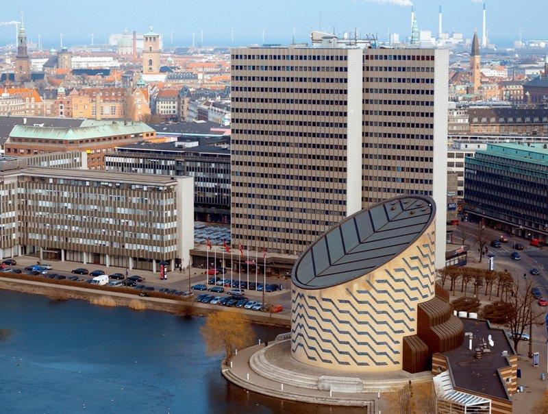 Hotel Scandic Copenhagen Buitenaanzicht