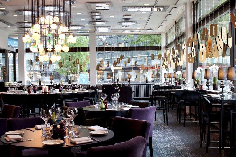 Hotel Scandic Copenhagen Gastronomie