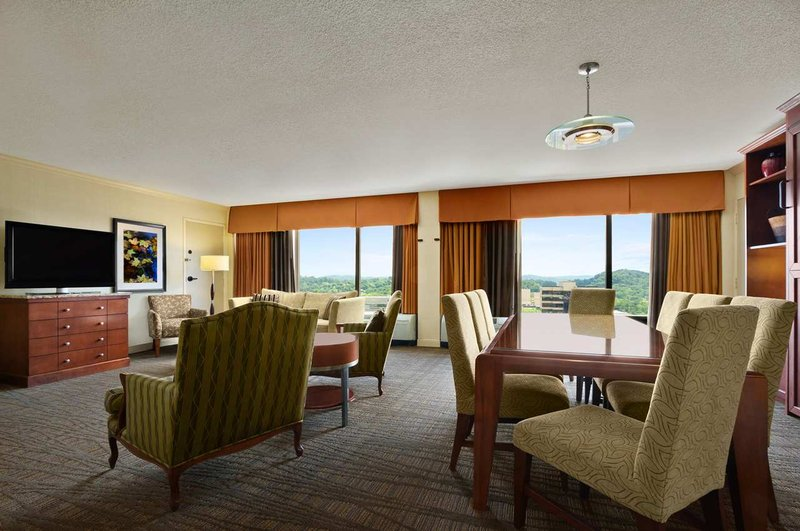 Luxury Hotels Near Knoxville Tn
