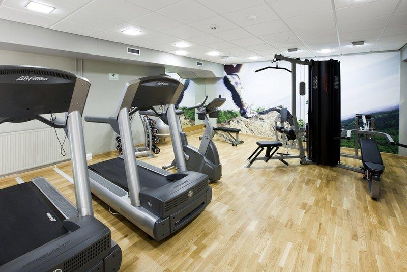 Scandic Glostrup Copenhagen Clube de fitness