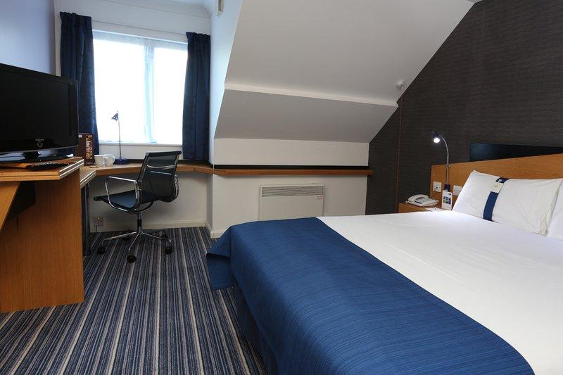 Holiday Inn Express Birmingham N.E.C Vista de la habitación