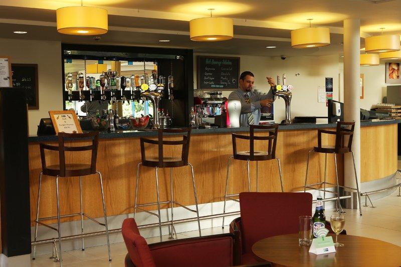 Holiday Inn Express Birmingham N.E.C Bar/salón