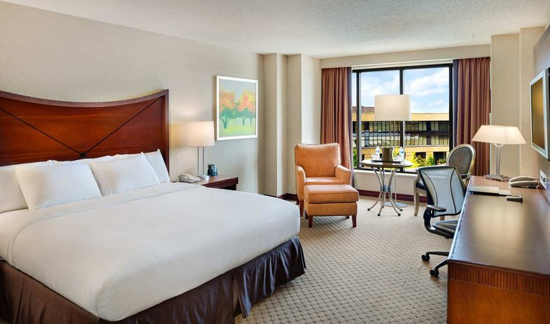 Hilton Washington Dulles Airport Kameraanzicht