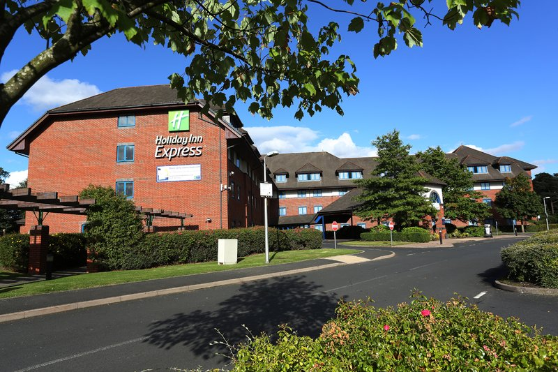 Holiday Inn Express Birmingham N.E.C Exterior view